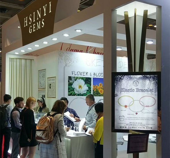 HONG KONG JEWELLERY AND GEMS FAIR 2019