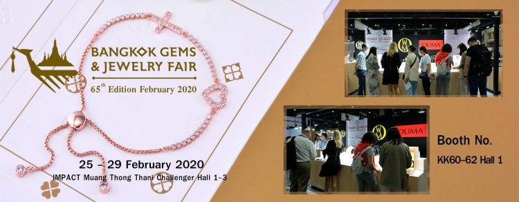 Bangkok Gems & Jewelry Fair 2020